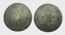 GENOVA - REPUBBLICA 1528-1797 -AG/ 8 LIRE 1795  RARA !