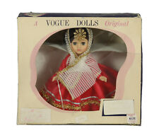 Ginny Vogue Doll Original Far-Away lands: India NRFB