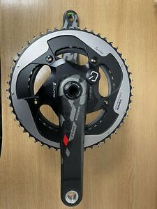 Sram Red 10 Speed Quarq Power Meter BB30 Chain Set