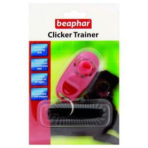 Dog Click Trainer Effective Training for Puppies Cats Kittens Clicker Training