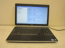 Dell Latitude E6530 Core i7 2.90GHz 8GB RAM INCOMPLETE LAPTOP