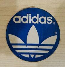 Vtg ADIDAS Sportswear 3 Stripe Trefoil Logo Hip Hop Sneaker Culture Sticker