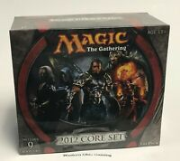 MTG Magic 2012 Fat Pack NEW Includes 9 Booster Packs M12 The Gathering Core Set