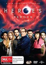 Heroes Reborn : Season 1 (DVD, 4-Disc Set) NEW