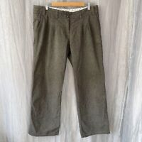 FAT FACE Neutral Marl SIZE 16 REGULAR UK Straight Trousers