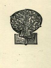 Ex Libris b 991 Tranquillo Marangoni 1962