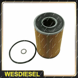Wesfil Oil Filters for Jeep J10 3.3L 6Cyl 12V OHV Ute Diesel 11/82-1985