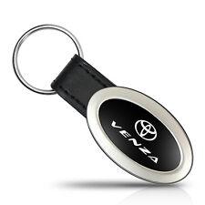 Toyota Venza Oval Style Metal Key Chain Key Fob