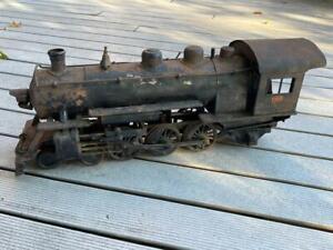 Vintage Buddy L Locomotive Train, Original 1920's