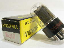 One Sylvania 6EM7 (6EA7) tube - HIckok TV7B tested @ 39/50, min:25/35