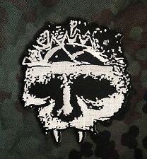 INTEGRITY skull logo embroidered patch Dwid Hellion Degrimston Manson Process 4P