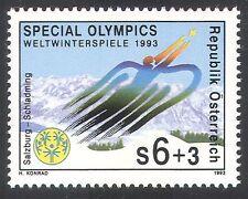 Austria 1993 Winter Special Olympics/Olympic Games/Sports/Emblem 1v (n40623)
