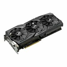 ASUS NVIDIA GeForce GTX 1060 6GB ROG STRIX GAMING OC (STRIX-GTX1060-O6G-GAMING)
