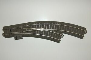 Märklin H0 24672 Switch Track Right Points C Track Top Condition