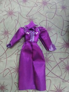 wwe mattel elite sensational sherri Accessory Purple Dress Robe
