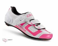 NEW Crono CR3 Road Cycling Shoes - Pink (Reg. $200) Italian Sidi Gaerne Giro