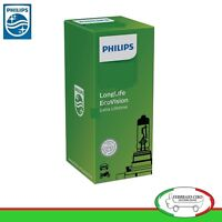LAMPADA ALOGENA PHILIPS HIR2 HIR 2 12V 55W PX22d LONGELIFE ECOVISION