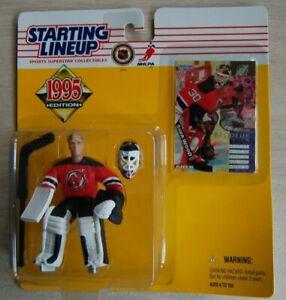 1995 MARTIN BRODEUR New Jersey Devils Starting LineUp SLU ROOKIE figure goal US
