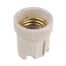 Screw E27 Ceramic Porcelain Bulb Base Holder for Heat Lamps Reptile Pet Vivarium