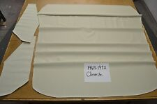 1969 69 1970 70 1971 71 1972 72 CHEVELLE  SS 5 BOW OFF WHITE HEADLINER USA MADE