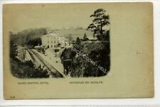 (Ld5423-180) Grand Central Hotel & RATHDRUM Station, WICKLOW,  Unused G-VG