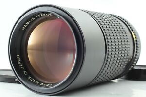 [EXC+5] Mamiya Sekor C 210mm f/4 N Lens for 645 Pro TL From JAPAN