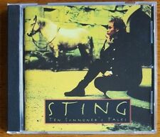 Sting - Ten Summoner's Tales - CD Comes In New Clean Jewel Case   #N1