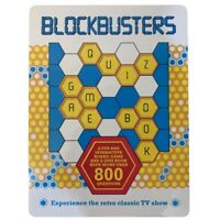Blockbusters (Classic TV Show) Quiz Book Gift Tin Game