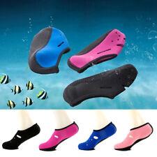 Mens Womens Quick-dry Water Shoes Skin Aqua Socks Beach Swim Exercise Pool Surf