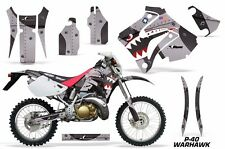 Honda Graphic Kit AMR Racing Bike Decal CRM  250AR Decal MX Part ALL WARHAWK