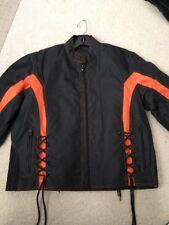 Ladies Textile Motorcycle Jacket, Size M