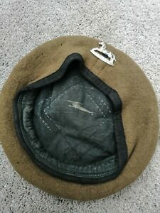 Old British Army Beret