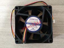 1PC Fan For EVERCOOL EC7025L12ER DC12V 0.14A