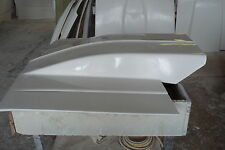 """Fiberglass 82-93 S 10 PIN ON/LIFT OFF EXTENDED 6"""" cowl  induction PIN on hood"""