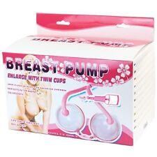 NEW Développeur de seins grande taille 2 tasses pompe vide bonnet A à D poitrine