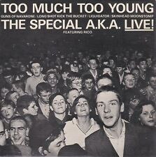 The Special AKA - Too Much Too Young