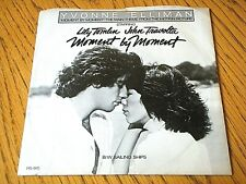 "YVONNE ELLIMAN - MOMENT BY MOMENT  7"" VINYL PS"