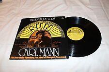 Carl Mann LP-THE SUN STORY VOL. 6-CARL MANN