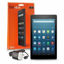 "WHOLESALE LOT OF 10,  AMAZON FIRE, HD 8, TABLET 8"" HD DISPLAY, 16 GB,"