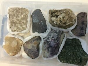 Old Mineral Collection 38