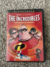 New listing The Incredibles (Dvd, 2-Disc Set, Collectors Edition)