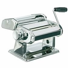 Nudelmaschine Pastamaschine Spagetti Nudel Bandnudel Pasta Lasagne Maker