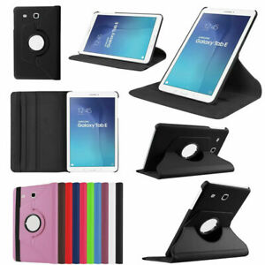 PU Leather 360° Rotate Stand Case For Samsung Galaxy Tab S 8.4in SM-T700 SM-T705