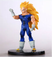 Dragon Ball Z Master Stars Piece MSP Super Saiyan Vegeta Action Figure Model Toy