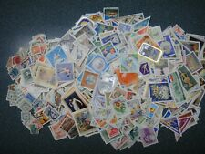 Lot of 600+ Stamps from Hungary