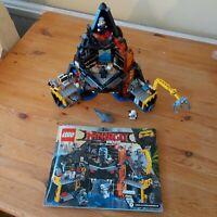 Lego Ninjago Movie Set 70631 Near Complete