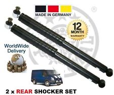 FOR FORD TRANSIT 2.0 Di 2.0 TDCi BUS VAN 2000-2006 2x REAR SHOCK ABSORBER SET