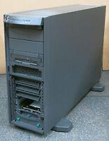 Fujitsu Primergy TX300 S2 2x XEON 3.2GHz SL7PF, 2GB RAM, 1x 36GB 10K SCSI Server