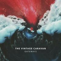 THE VINTAGE CARAVAN Gateways 2018 Limited Edition 11-track CD album NEW/SEALED