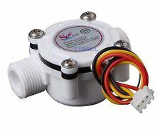 G3/8 Water Flow Hall Sensor Switch Flow Meter Flowmeter Counter 0.3-10L/min